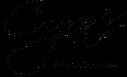 Logo Cyra's restaurant in downtown Dalton GA